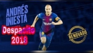 Video: Andrés Iniesta - Despacito   The Maestro   Skills And Assists And Passes 2018 / HD